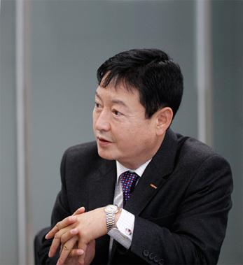 (주)진명아이앤씨 대표이사 권오복
